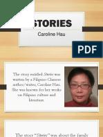 Stories by Caroline Hau