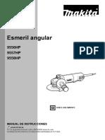 Esmeril Angular