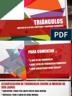 Construccion de Triangulos