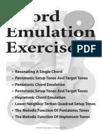 Chord Emulation Exercises