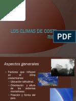 Los Climas de Costa Rica