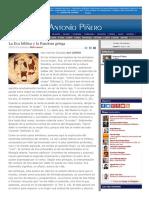 2007-03-19 La Eva Bíblica y La Pandora Griega G. Del Cerro [27 de 3084] - (Antonio Piñero Blog)