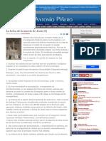 2007-03-29 La Fecha de La Muerte de Jesús 1-2 [35 de 3084] - (Antonio Piñero Blog)