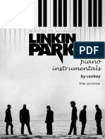 Linkin Park - Minutes to Midnight - Songbook Score