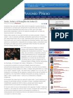 2007-05-05 Jesús, Judas y El Evangelio de Judas (I) [53 de 3084] - (Antonio Piñero Blog)