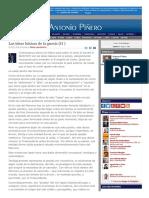 2007-07-21 Las Ideas Básicas de La Gnosis 2-3 [90 de 3084] - (Antonio Piñero Blog)