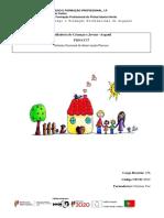 SNP-UFCD-9632-Sistema Nacional de Intervenção Precoce