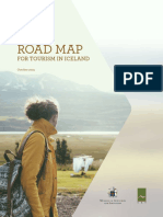 Road Map for Tourism in Iceland