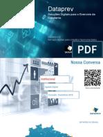 Dataprev  -Soluções Digitais Para o Exercício Da Cidadania - Edmar Ferreira Júnior