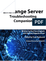 Exchange Server Troubleshooting Companion