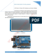 Arduino Nextion Uygulamasi