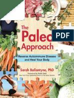 The Paleo Approach Reverse Autoimmune Disease
