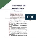 Los errores del trotskismo.doc