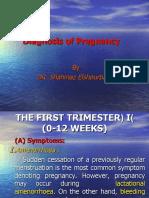Diagnosis of Pregn Ency