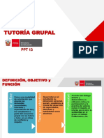 Ppt Tutoría Grupal Final