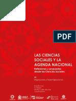 VI Congreso Nacional de Ciencias Sociales-Vol. 6