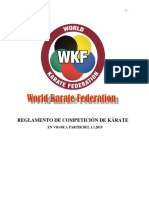 WKF Competition Rules 2019 ES.pdf