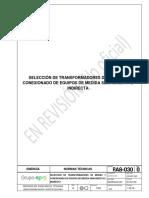 Seleccion y Coneccion Pts y Cts