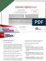 Factura Negociable Preguntas 2014a