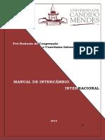 Manual Intercambio Oficial