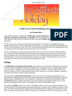 Bushido - Pyramid 14 - Lady Mijiko's Holiday (Web Version)