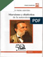 Rogney Piedra - Marxismo y dialectica de la naturaleza.pdf