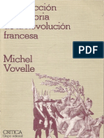 Vovelle, Michel. - Introduccion a la historia de la Revolucion Francesa [2000].pdf