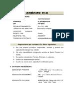 Cv Elidia Abad Mendoza