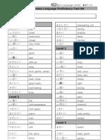 Adjectives for JLPT N4