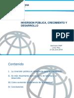 1.- Pedro Rodriguez Inversion Publica Crecimiento y Desarrollo