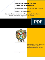 Proyecto Forestal