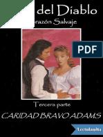 Juan del Diablo. Corazón Salvaje - Caridad Bravo Adams