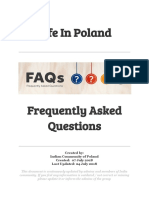 Frequently Asked Questions About Life in Poland- FAQs