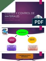 COSTEO Y CONTROL DE MATERIALES.pptx