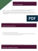 Fuentes Directas Constitucionales