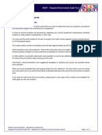 Policy Procedure Equipment PDF