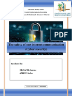 The Safety of Our Internet Communication
