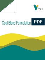 6-Coal Blend Formulation