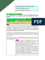 Direito Processual Penal STF