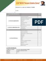 Informe Técnico Baja Bienes