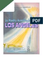 17. Los Maestros Ascendidos Hablan de Los Ángeles
