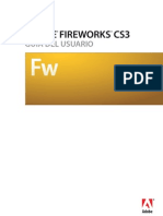 Manual Oficial de Adobe Fireworks CS3 en Español