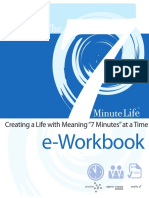 The 7 Minute Life EWorkbook