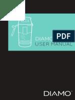 Diamo One User Manual English (1)