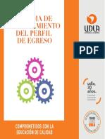Sistema Aseguramiento Perfil Egreso2017