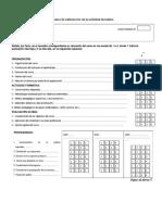 Modelo Encuesta Satisfaccion Actividad Formativa