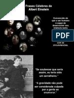 Albert Einstein CFLC 09b