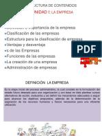 Dfinicion de Administracion de Empresa