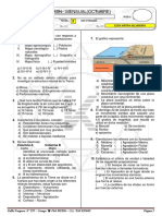 Examen Mensual Geografia Nivel 2 Oct