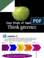 Apple CaseStudy Presentation